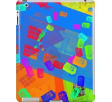 Call Box Chaos iPad Case/Skin