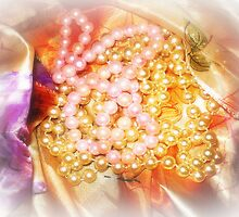 Scarf & Pearls by EdsMum