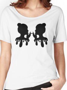 Smoke Twins Women's Relaxed Fit T-Shirt