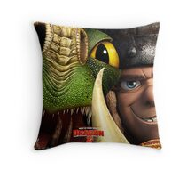 How To Train Your Dragon 02 Throw Pillow