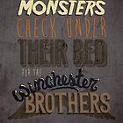 Supernatural Monsters by Rachel Krueger