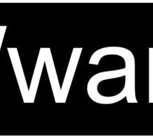 Stop War Sticker