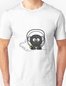 WI FI SHEEP Unisex T-Shirt