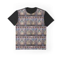 Buddha in a Beautiful Temple Graphic T-Shirt