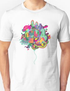 The happiest Balloon ever. Unisex T-Shirt