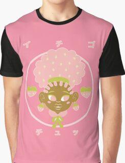 Strawberry Smooch~ Graphic T-Shirt