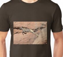Baby Mountain Goat Leaping Unisex T-Shirt