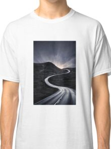 To Where The Darkness Ends Classic T-Shirt