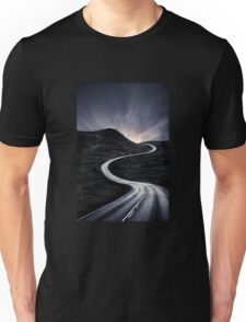 To Where The Darkness Ends Unisex T-Shirt