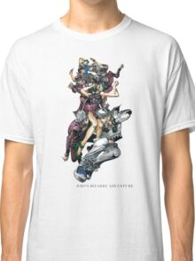 JoJo Bizarre Adventure Classic T-Shirt