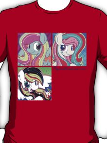 PSL's June Design - Let the Rainbow Remind You T-Shirt
