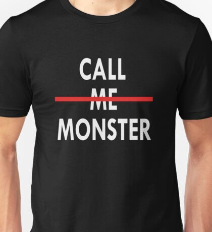 EXO - Call Me 'Monster' Unisex T-Shirt