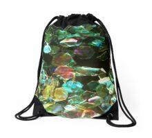 Sparkling Gems Drawstring Bag