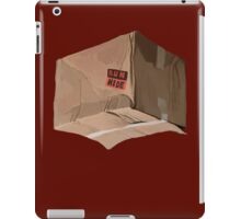 What's in the box? iPad Case/Skin