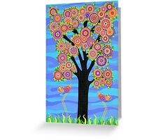 The Blessing Tree Greeting Card