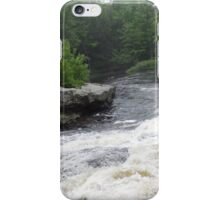 Over and Through iPhone Case/Skin