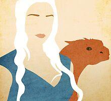 Fire Cannot Kill a Dragon by ChristinaHamlyn