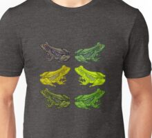 Frog Party Unisex T-Shirt