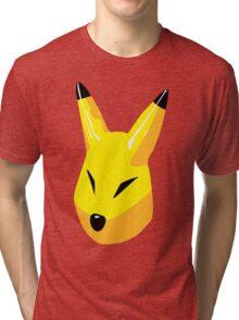 Keaton Mask w/o Cartridge Tri-blend T-Shirt