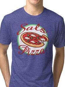 Sal's Pizza Tri-blend T-Shirt