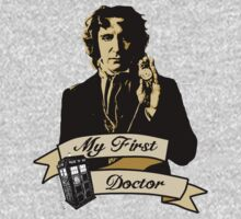 My first Doctor (Who) eighth 9th Paul McGann by dubukat