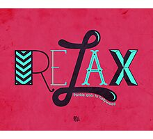 Frankie Goes To Hollywood Relax Photographic Print