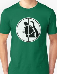 Global Enemy - Godzilla - no text Unisex T-Shirt
