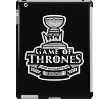 A Real Game of Thrones iPad Case/Skin