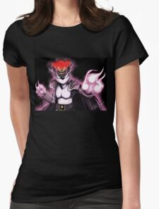 M.Bison (Mewtwo) Womens Fitted T-Shirt