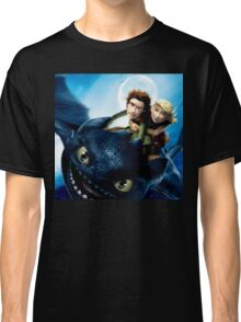 How To Train Your Dragon 07 Classic T-Shirt