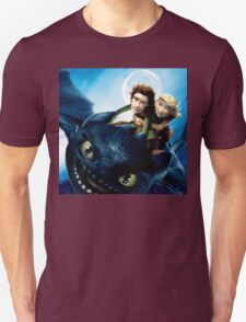 How To Train Your Dragon 07 Unisex T-Shirt