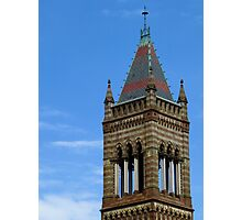 New Old South Church Tower in Boston Photographic Print