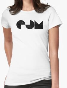 EDM electric dance music Womens Fitted T-Shirt
