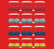 Tomorrowland Transit Autority's PeopleMover Baby Tee