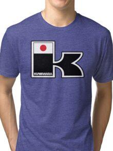 kuwahara Tri-blend T-Shirt