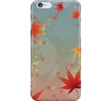 Of Autumn iPhone Case/Skin