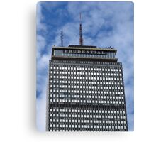 The Prudential Tower in Boston Canvas Print