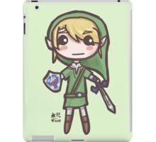 Zelda Chibis (2016)- Link iPad Case/Skin