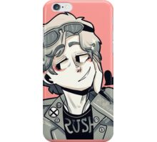 QS Hello there iPhone Case/Skin