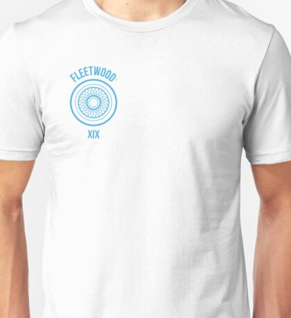 Fleetwood Wheel Unisex T-Shirt