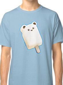 Cute Polar Bar Ice Cream Classic T-Shirt