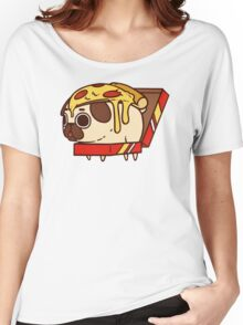 Puglie Pizza Women's Relaxed Fit T-Shirt