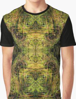 Jaguar Forest - A Meditative Pattern Graphic T-Shirt