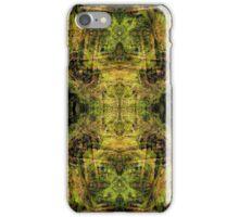 Jaguar Forest - A Meditative Pattern iPhone Case/Skin