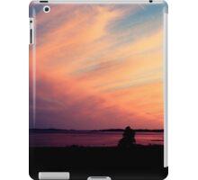 Pink and Purple Sunset iPad Case/Skin
