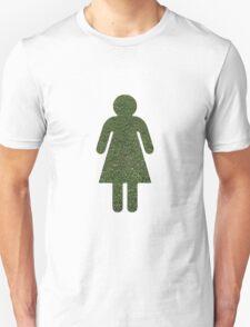 Go Green! Grass Girl T-Shirt