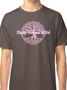 Divine Feminist Witch Classic T-Shirt