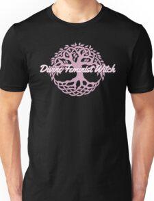 Divine Feminist Witch Unisex T-Shirt