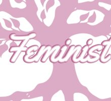 Divine Feminist Witch Sticker
