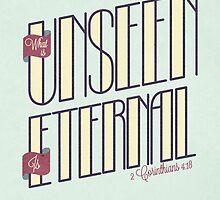 What is Unseen by Rachel Krueger